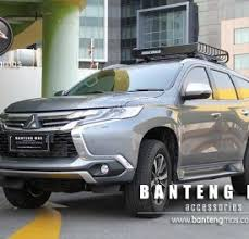 All New Pajero Sport List Kap Mobil Depan Molding Chrome fortuner 16 product categories banteng
