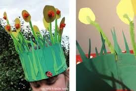 easter hat bonnet template preschool printable activities