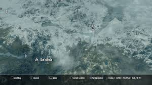 Skyrim World Map by Image Darkshade On Map Png Elder Scrolls Fandom Powered By Wikia