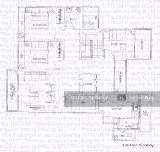waterford residence floor plan waterford residence 21 kim yam road 4 bedrooms 1819 sqft