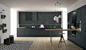 aspen kitchen by doimo fenix ntm nero ingo fenix ntm