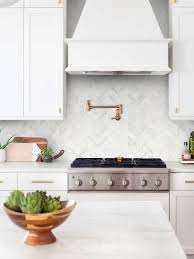 what is the best backsplash for a white kitchen ba631613 marble