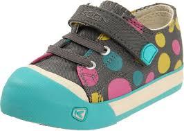 keen coronado print sneaker gargoyle dots print kids girls