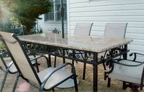 wrought iron dining room table wrought iron tables chairs south jersey custom hand crafted