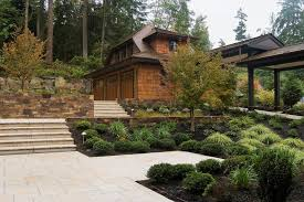 seattle railroad ties landscaping landscape contemporary with
