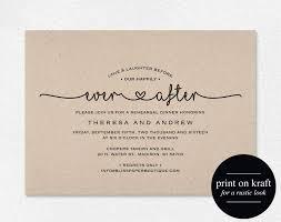bridal dinner invitations luxury wedding invitation wording party after wedding invitation