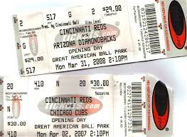 Diamond Hoggers Part 175 - for every ticket stub there is a memory diamond hoggers