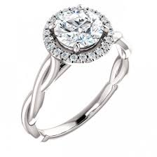 rings beautiful images Beautiful custom engagement ring in white gold engagement rings usa jpg