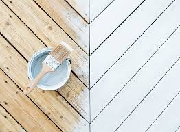 is it better to paint or stain your kitchen cabinets best paint for outdoor wood decks wow 1 day painting