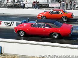 el camino drag car drag race cars u003e novas u003e picture of red nova drag car with black