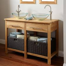 teak bathroom furniture for natural home design ideas