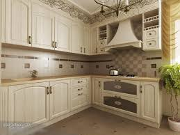 Classic Kitchen Design by Kitchen Contemporary Metal Pull With White Stained Wooden Cabined