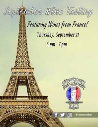 taste wines from france at tin room u0027s monthly wine tasting
