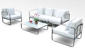 Stainless Steel Sofa Set Online Revistapachecocom - Steel sofa designs