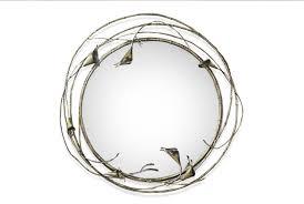 25 collection of designer round mirrors