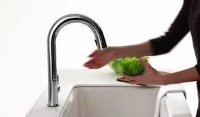 moen motionsense kitchen faucet free touchless kitchen faucet