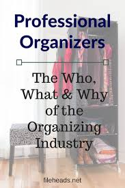 professional organizers the who what u0026 why of the organizing