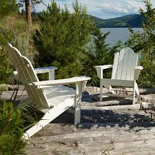 Polywood Long Island Recycled Plastic Polywood Long Island Adirondack Chair