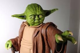 Star Wars U0027 Yoda Cake Float Birmingham Mail