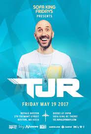 tjr at royale 5 19 17 10 00 pm 21 tickets fri may 19