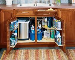 organizing small kitchen cabinets 18 kitchen storage cabinets tips for storing kitchen supplies