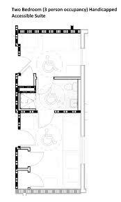 handicap accessible house plans patton hall