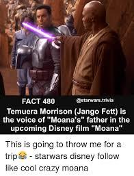 Jango Fett Meme - trivia fact 480 temuera morrison jango fett is the voice of