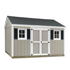 sheds usa 8 ft x 12 ft installed smart siding classic t0812c
