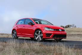 volkswagen golf gti 2015 six reasons to pick the vw golf r over the subaru wrx sti