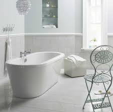 white bathroom floor tile ideas white floor tiles bathroom decoration with iron chair remodel