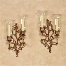 Glass Candle Wall Sconces Wall Sconces Wall Candleholders And Wall Candelabras Touch Of