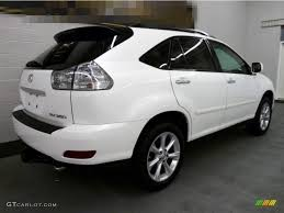 lexus cars 2009 car picker white lexus rx cars for good picture