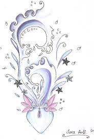 42 best star of aquarius tattoo sleeves for women images on