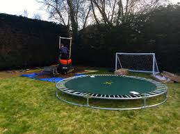 in ground trampoline reviews trampoline for your health