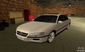 opel omega 2014 omega for gta san andreas