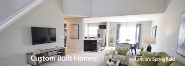 new home builders fort wayne custom homes new haven in lancia