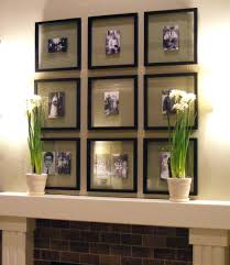 mirror above fireplace ideas home decor interior agreeable gray
