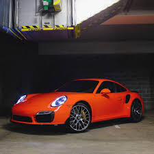 porsche cayman orange lava orange 911 turbo s replaces 911 gt3 rs in porsche capgras