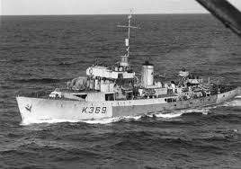 corvette boat ww2 hmcs york k 369 of the royal canadian navy canadian