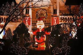 the lights of dyker heights in brooklyn ny best christmas