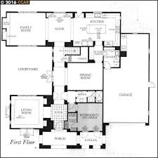 the gale floor plan gallery at gale ranch by shapell homes toll brothers floor
