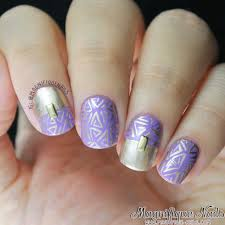 magically polished nail art blog radiant orchid