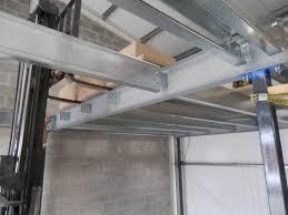 build a mezzanine great how to build a mezzanine floor with build
