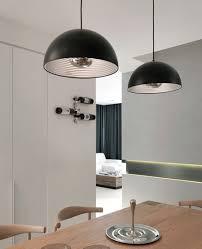 black dome pendant light dome pendant light black by seed design interior deluxe