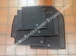 hyundai elantra mats 2017 18 hyundai elantra all weather floor mats