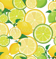 seamless lemon pattern a seamless lemon and lime pattern on white background buy this