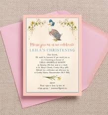 english garden children u0027s party with beatrix potter invitations