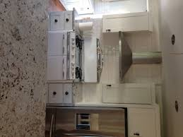 White Cabinets Granite Countertops by Kitchen Cool White Shaker Kitchen Cabinets With Granite