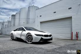 bmw i8 slammed bmw i8 forged sv62 savini wheels butler tires u0026 wheels youtube