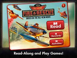 flying hero disney u0027s planes fire u0026 rescue storybook app
